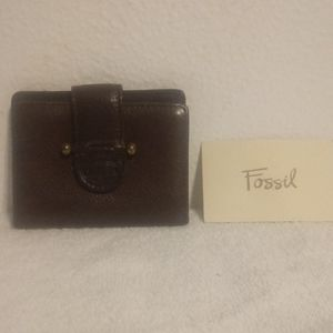 Fossil Mini Wallet and ID Holder
